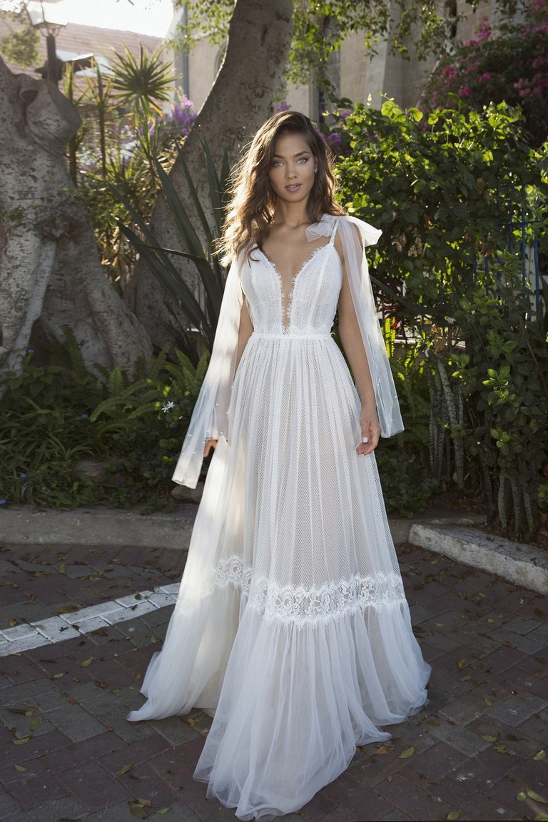 Amilie Wedding Dress by Valeri Bridal
