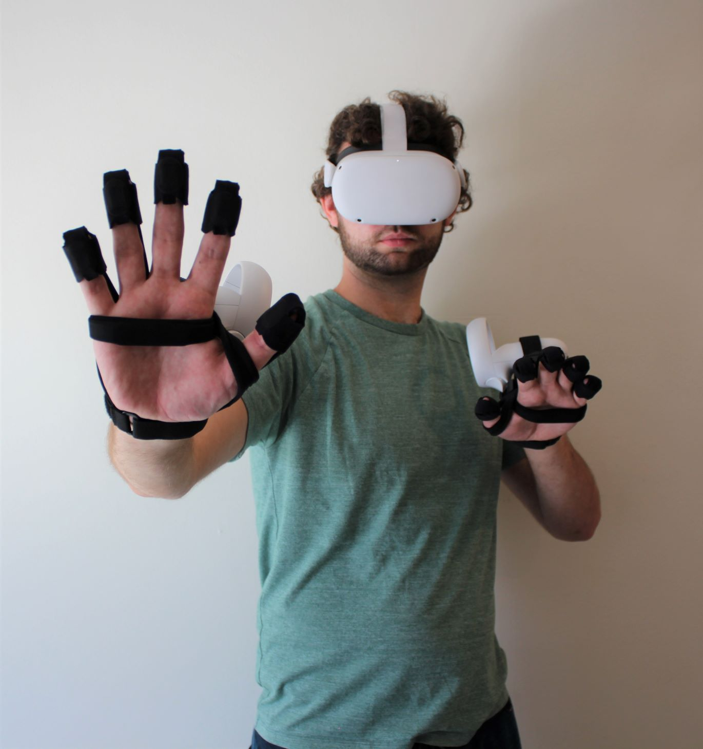 Forte Data Glove W Oculus 2 Medium