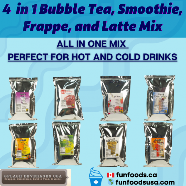 Hot And Cold Drink Mixes Canada