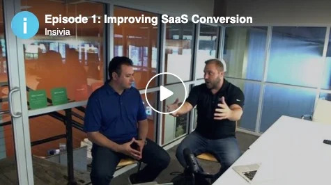 Insivia Improving SaaS Conversion Podcast