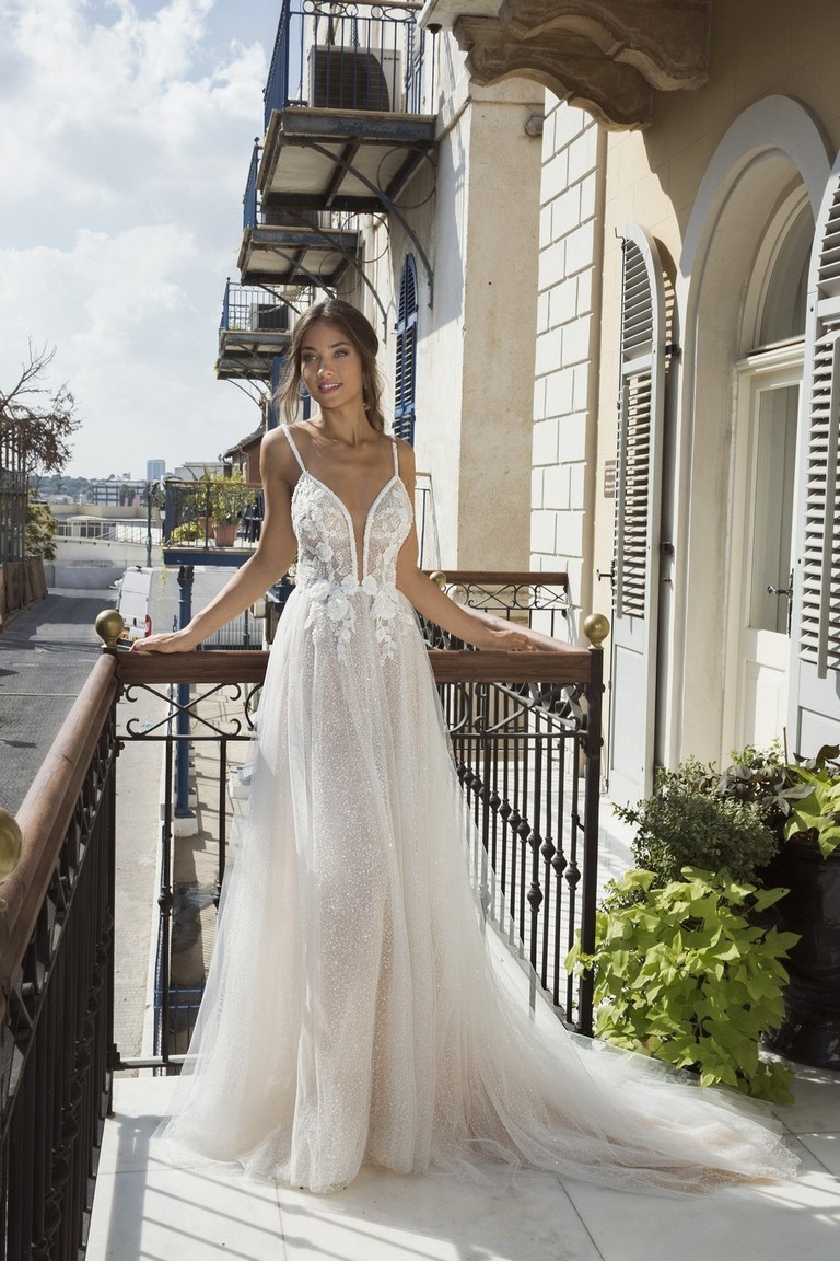 Marianna Wedding Dress by Valeri Bridal