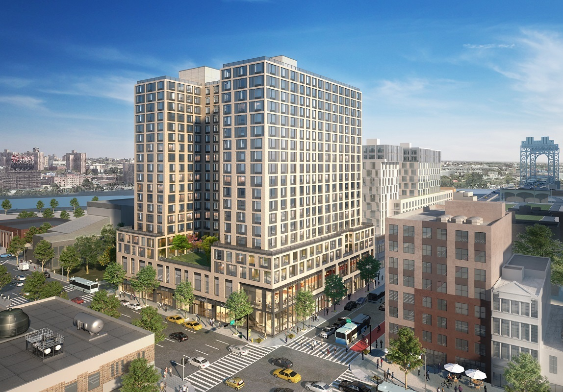 One East Harlem Rendering
