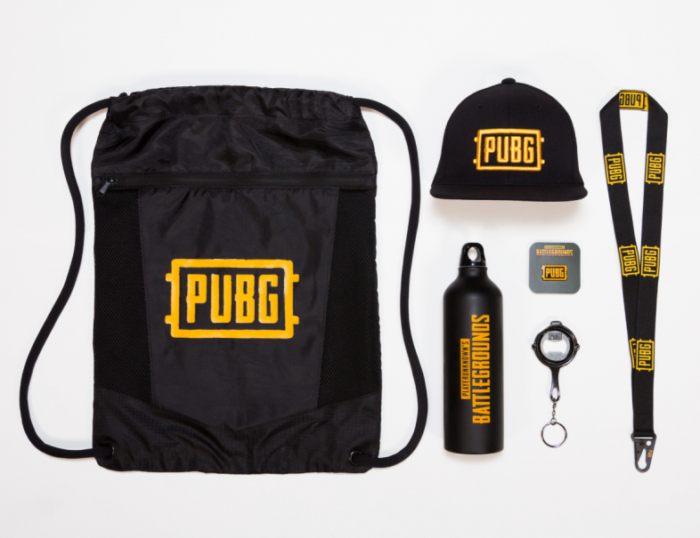 "PUBG and Refereum's ""Loot Crate"" reward"