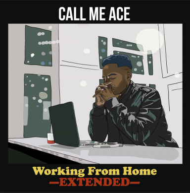 Working From Home: Extended (Cover Artwork)
